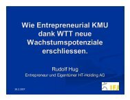 HT-Holding Gruppe - Rudolf Hug