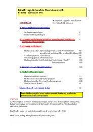 Kvartal 1.pdf - Svensk Försäkring