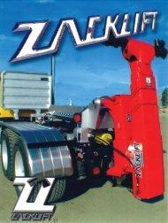 Zacklift - Full Brochure c2005 - Zip's Truck Equipment