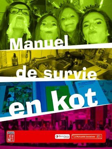 Manuel de survie en kot - Ifeelgood.be