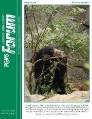 Washington, D.C. - Smithsonian National Zoological Park - PGMS