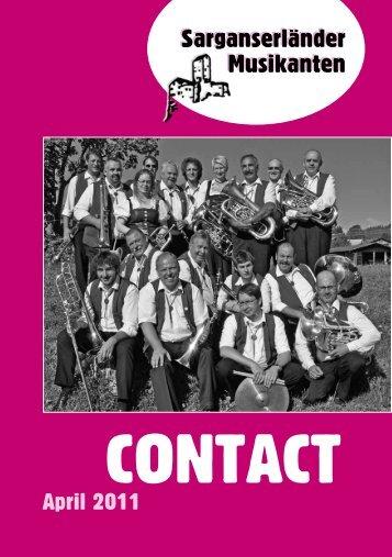 2011 - Sarganserländer Musikanten