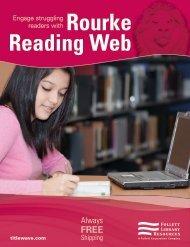 Rourke Reading Web Brochure - Follett International