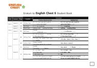 Erratum to: English Chest 6 Student Book