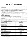 exam/control test/oral entry form 2012 grade 12 - INTEC College - Page 2