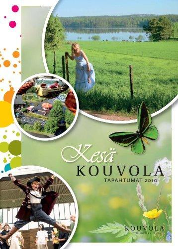 TAPAHTUMAT 2010 - Kouvola