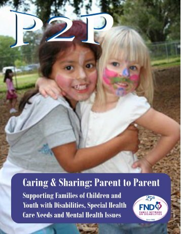 P2P Magazine - The Family Network on Disabilities of Florida