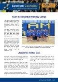 Team-Bath-Netball-Newsletter-November-2012 - Page 4