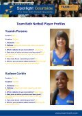 Team-Bath-Netball-Newsletter-November-2012 - Page 7