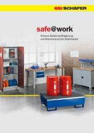 safe@work - SSI SCHÄFER