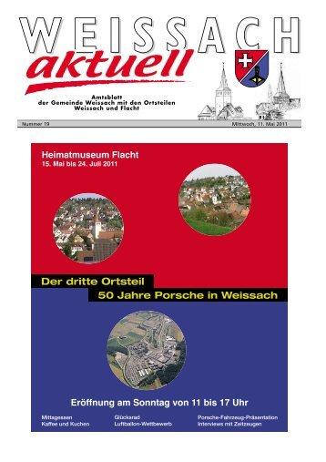 Samstag, 21. Mai 2011 Strudelbachhalle Weissach, 1930
