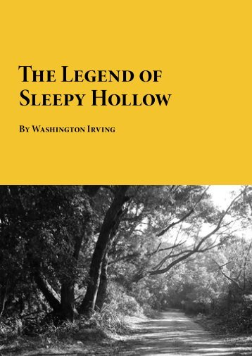 The Legend of Sleepy Hollow - Planet eBook