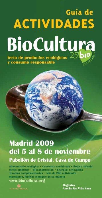 ACTIVIDADES - Biocultura