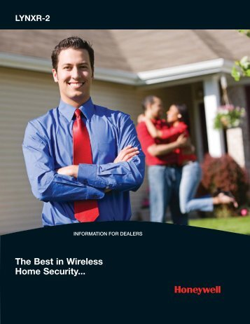 The Best in Wireless Home Security... - AlarmClub