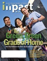 Impact Magazine March 2008 - Phoenix Chamber of Commerce