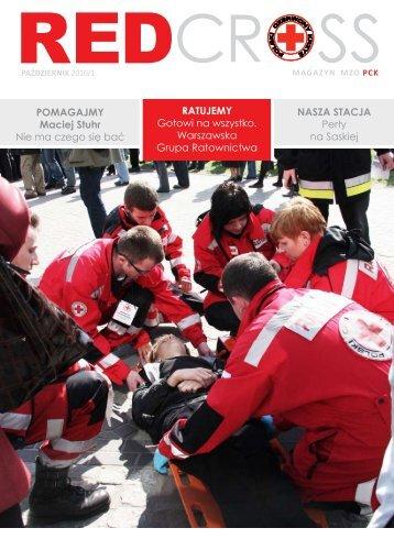 nie ma czego się bać - Polski Czerwony Krzyż