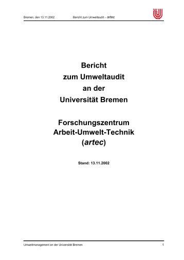 downloaden - Ums Uni Bremen - Universität Bremen