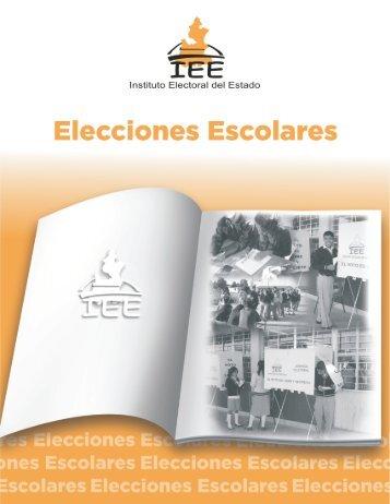 Manual - Instituto Electoral del Estado - Puebla