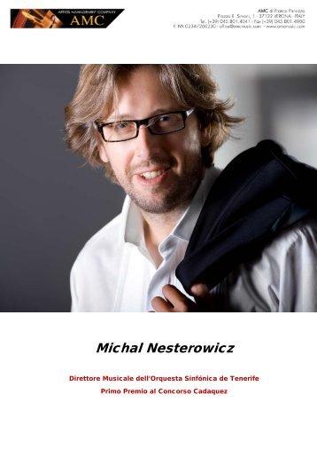 Michal NESTEROWICZ
