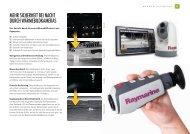 Technische Daten Handkameras - clown-versand bootszubehör