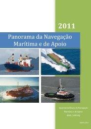 Panorama da Navegação Marítima e de Apoio - Antaq