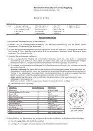 Einbauanleitung AC | Elektrosatz für Fiat Stilo ... - Bertelshofer