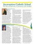 Proclamat!on Incarnation - Incarnation Catholic School - Page 2
