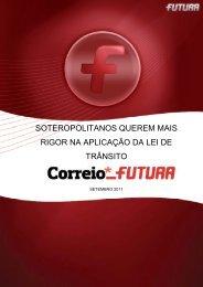 Soteropolitanos querem mais rigor na aplicação das leis ... - FuturaNet