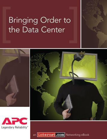 APC - Bringing Order to the Data Center - Echo Sys IT Consulting