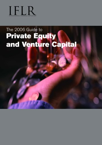 Private Equity and Venture Capital - Latham & Watkins
