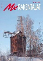 Me Rakentajat 1/04 pdf - Rakentaja.fi