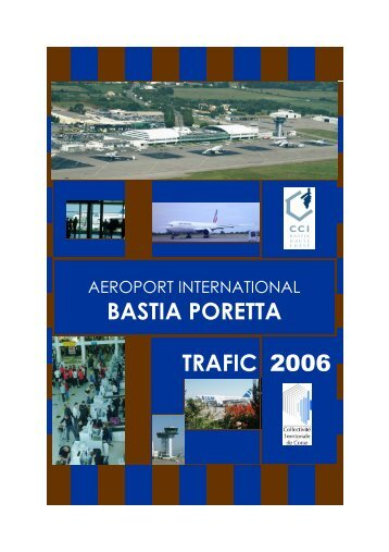 2006 - Aéroport international Bastia-Poretta
