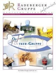 01/08 - Radeberger Gruppe KG