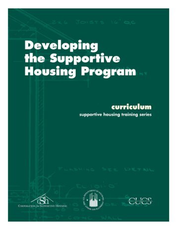 Developing the Program (Curriculum and Handouts) - OneCPD