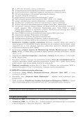 SPRAWOZDANIE MERYTORYCZNE ZA 2005 ROK - Page 2