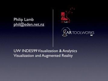 Phil Lamb's Visualization and AR Presentation - Pacific Rim ...