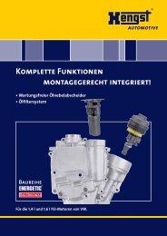 Download [194.8 KByte] - Hengst GmbH & Co. KG