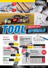 Tool SpecialS - McGinns