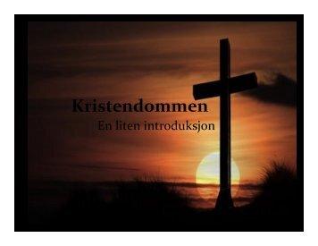 Kristendommen - Linksidene