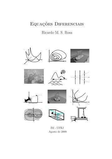 Equações Diferenciais - Laboratório de Matemática Aplicada - UFRJ