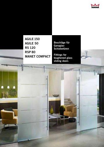 AGILE 150 AGILE 50 RS 120 RSP 80 MANET COMPACT