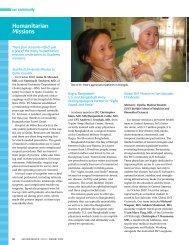 Humanitarian Missions - American Academy of Otolaryngology ...