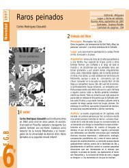 Guía Raros peinados - Alfaguara Infantil