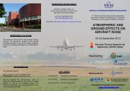 atmospheric and ground effects on aircraft noise - ANOTEC ...