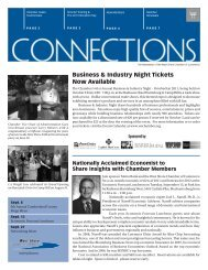 Business & Industry Night Tickets Now Available - West Shore ...