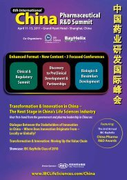 Transformation & Innovation in China – The Next Stage in ... - CBA