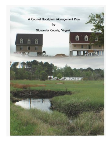 September 2009 Final Floodplain Management Plan - Gloucester ...