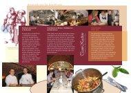 KreativKurse für KochKunst - SportSchloss Velen