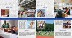 Faltblatt Landessportschule Bad Blankenburg - Seite 2