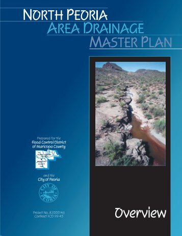 North Peoria Area Drainage Master Plan - Flood Control District of ...